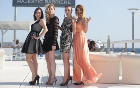 EROÏN at the Cannes film Festival