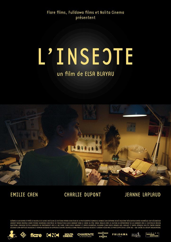 L'insecte – The insect