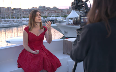 Interview Audrey Clinet France24 - Cannes Festival 2017